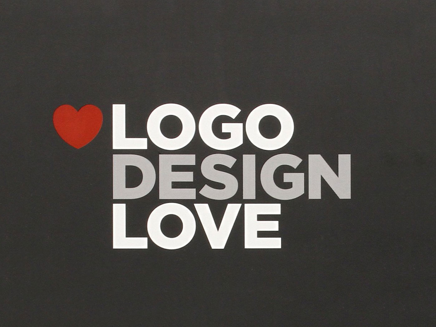 Logo design love claire hartley for Love in design