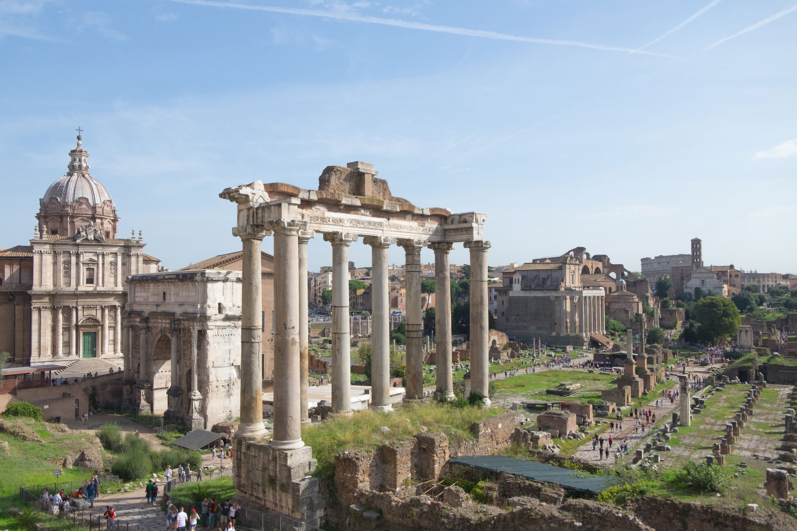 AncientRome_RomanForum_1