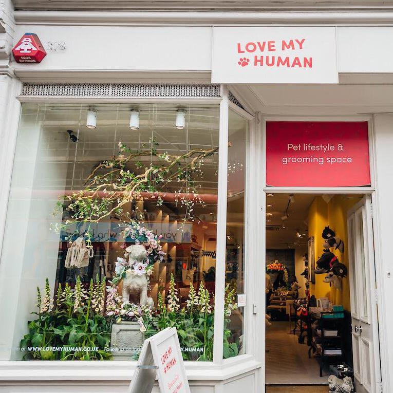 Love My Human store