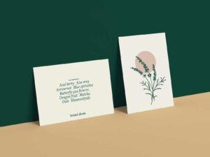 booni doon postcard